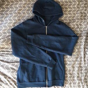 American Apparel Cozy California-Fleece Zip Up
